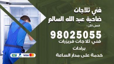 فني ثلاجات فني ثلاجات ضاحية عبدالله السالمعبد الله السالم